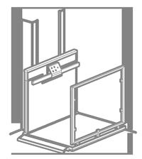 Piattaforme elevatrici, minilift e ascensori domestici